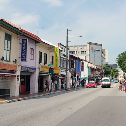 Little India Explorers Tour_Serangoon Road