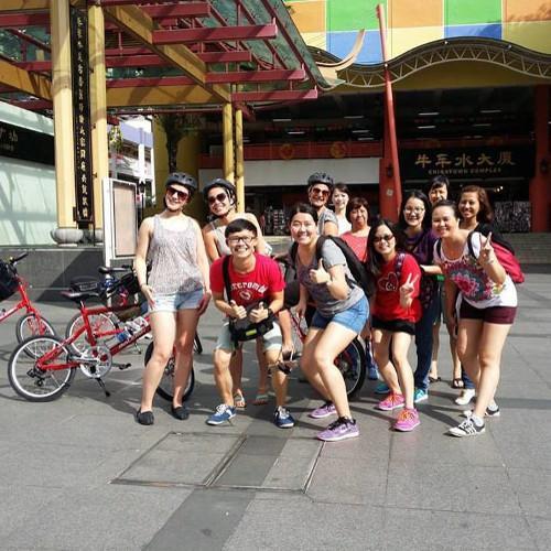 Singapore City Explorers_Fullday Bike and Food Tour