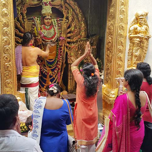 Little India Explorers Tour_Sri Veerama Kaliaman Temple