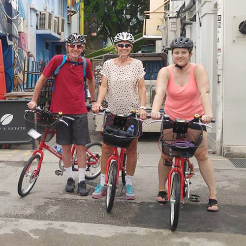 Full day Bike and Food Tour_Haji Lane