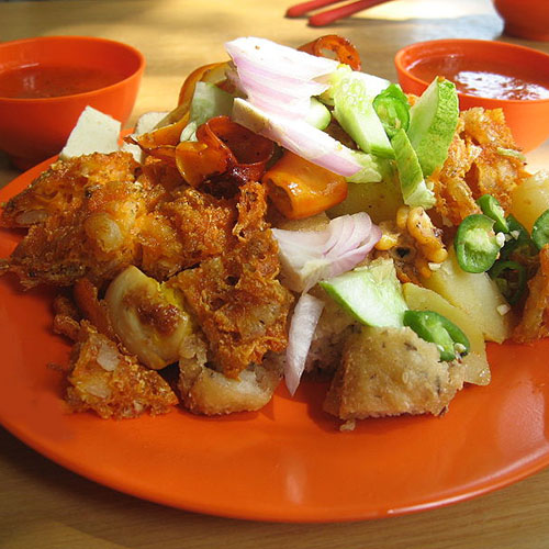 Little India Explorers Tour_Indian Rojak