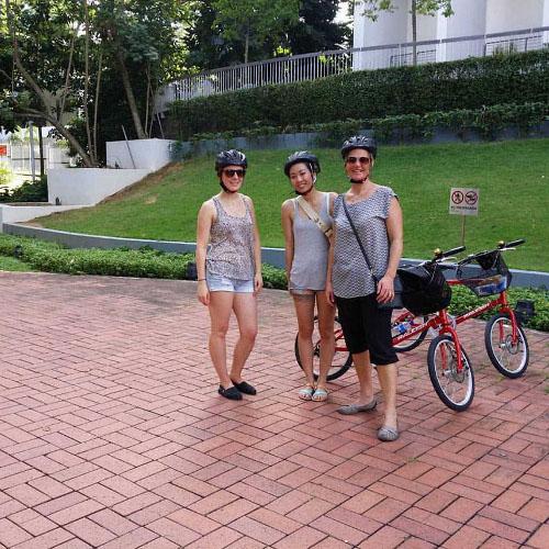 SINGAPORE BIKE EXPLORERS TOUR_ROBERTSON QUAY